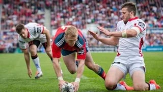 video rugby Ulster v Munster Highlights – GUINNESS PRO12 2014/15