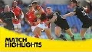 video rugby London Welsh v Newcastle Falcons - Aviva Premiership Rugby 2014/15
