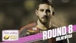 video rugby Wakefield v Catalans, 02.04.2015