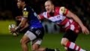 video rugby Bath Rugby 31 - 25 Gloucester Rugby - Round 17 Highlights | Premiership Rugby