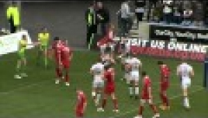 video rugby Salford v Hull FC