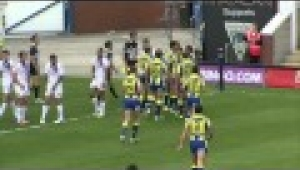 video rugby Warrington v Salford